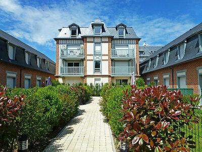 Villa Morny, Maison 6 personnes à Deauville Trouville