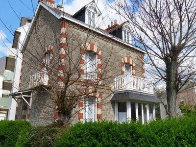 Les Acacias, Maison 11 personnes à Dinard