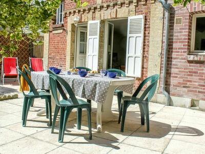 Manouèlà, Maison 6 personnes à Deauville Trouville