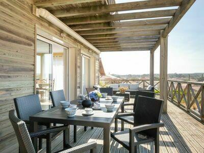 Villa Marine, Maison 6 personnes à Mimizan