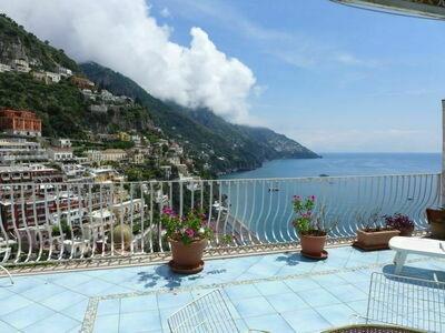 Alba, Maison 6 personnes à Positano