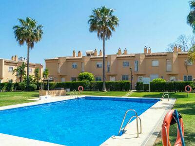 Maison mitoyenne Reserva de Alvarito, dans résidence avec piscine et espace de jeux pour les enfants