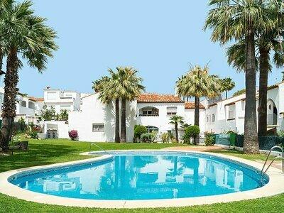 Villas de Madrid, Maison 6 personnes à Estepona