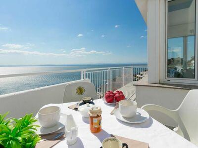 Maison Jeroni Pau, ensoleillée et moderne avec vue panoramique sur la mer