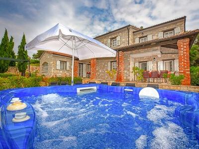 Lathraea, Villa 8 personnes à Porec Sv. Lovrec
