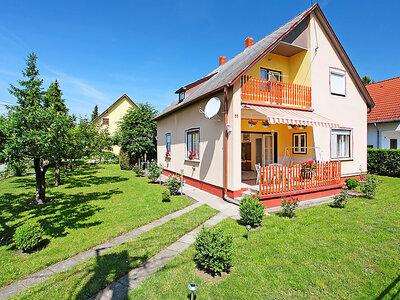 Balaton H442, Maison 5 personnes à Keszthely Balatonkeresztur