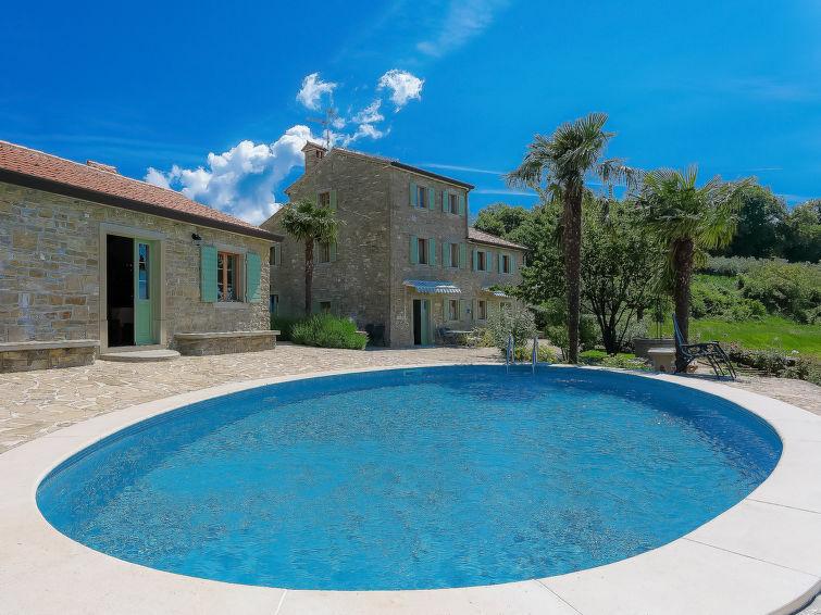 Villa Plac, Location Maison à Buje Krasica - Photo 0 / 45