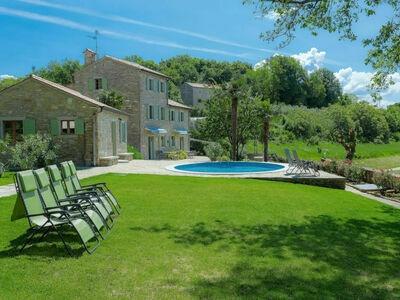 Villa Plac, Location Maison à Buje Krasica - Photo 1 / 45