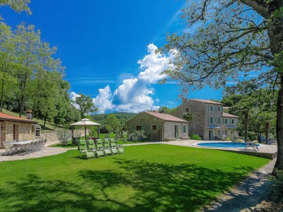 Villa Plac, Location Maison à Buje Krasica - Photo 17 / 45