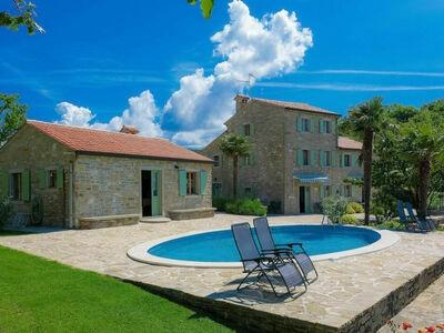 Villa Plac, Location Maison à Buje Krasica - Photo 18 / 45