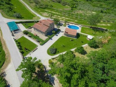 Villa Plac, Location Maison à Buje Krasica - Photo 19 / 45