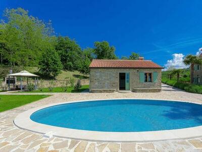 Villa Plac, Location Maison à Buje Krasica - Photo 24 / 45