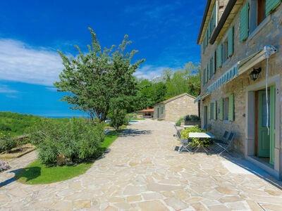 Villa Plac, Location Maison à Buje Krasica - Photo 37 / 45
