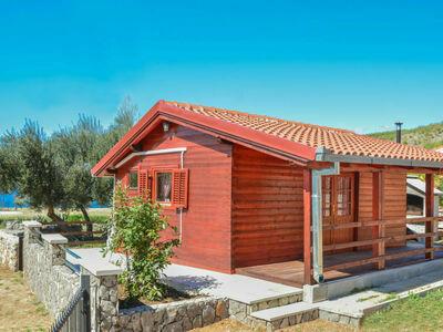 Palma, Maison 2 personnes à Novigrad (Zadar)