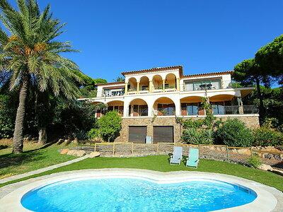 Puig Romani, Maison 6 personnes à Playa de Aro