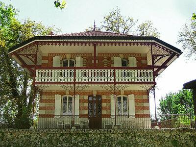 Villa du Lac, Maison 6 personnes à Beaune