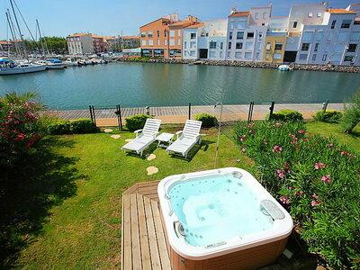Île St Martin, Maison 6 personnes à Cap d'Agde