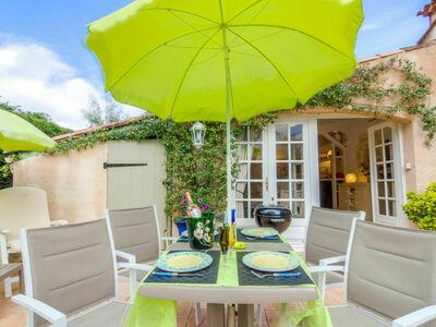 Le Mimosa, Maison 4 personnes à Saint Tropez