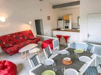 Maison Michelle, Maison 4 personnes à Cap d'Agde