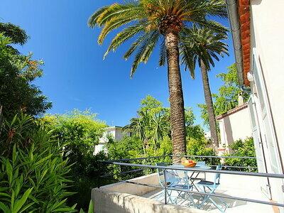 Villa Esmeralda, Maison 4 personnes à Cannes