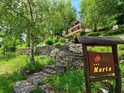 Marta, Chalet 4 personnes à Fuzine