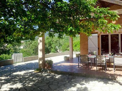 Roumagnac, Maison 8 personnes à Cavalaire