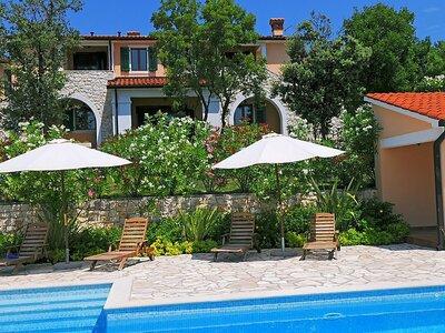Biljana, Villa 10 personnes à Rabac Sveti Lovrec Labinski