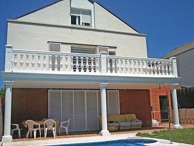 Miralrio, Maison 8 personnes à Rivas Vaciamadrid