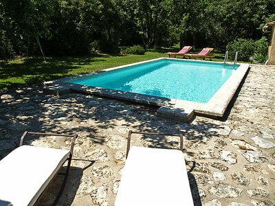 La Jeansona, Location Maison à Ménerbes - Photo 11 / 17
