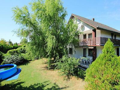 Picea, Maison 12 personnes à Balatonfenyves