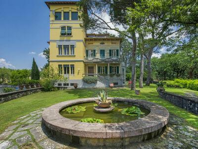Poggio Patrignone, Villa 12 personnes à Arezzo