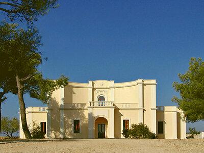 Tenuta Nucci, Villa 10 personnes à Gallipoli