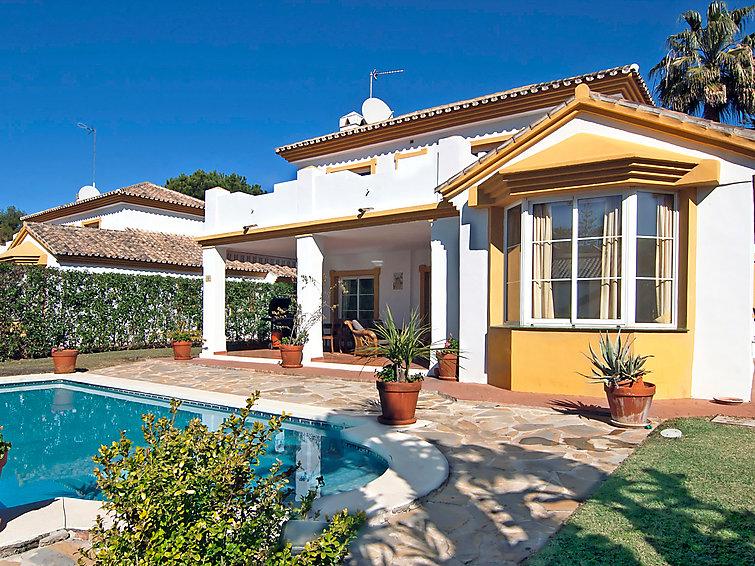 Hacienda Andaluz, Location Villa à Calahonda - Photo 0 / 34