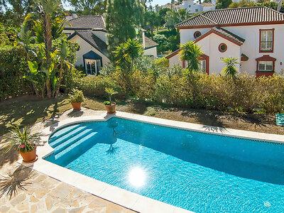 Hacienda Andaluz, Location Villa à Calahonda - Photo 1 / 34
