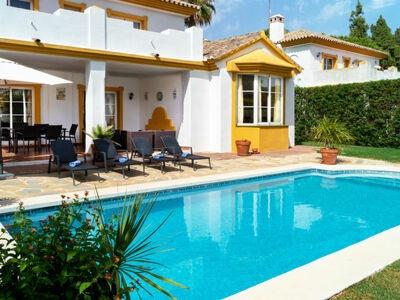 Hacienda Andaluz, Location Villa à Calahonda - Photo 2 / 34