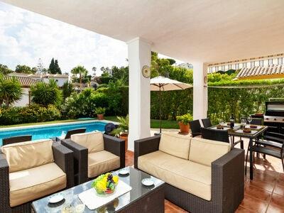 Hacienda Andaluz, Location Villa à Calahonda - Photo 6 / 34