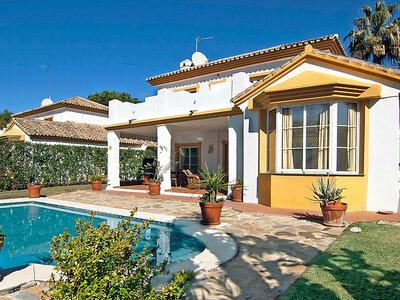 Hacienda Andaluz, Location Villa à Calahonda - Photo 16 / 34