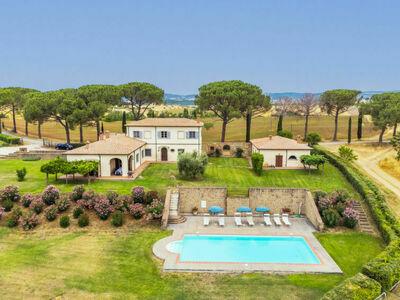 Casa dell'Arco, Villa 8 personnes à Manciano