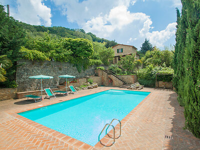 Le Pergole, Maison 6 personnes à Volterra