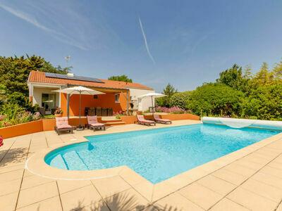 Villa Les Cygnes, Villa 8 personnes à Les Sables d'Olonne