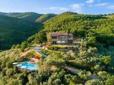Zen, Villa 15 personnes à Castiglion Fiorentino