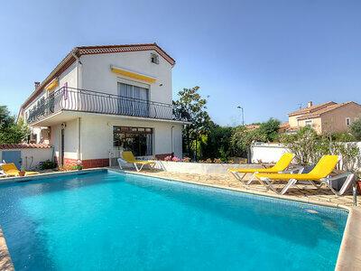Villa Thiers, Maison 8 personnes à Saint Cyprien