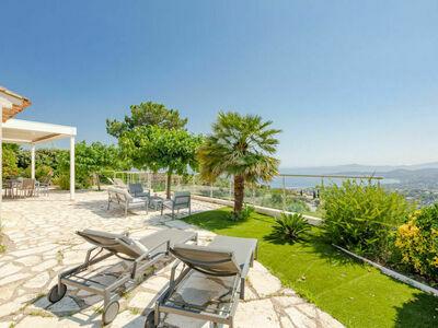 Clos Romain, Villa 6 personnes à Les Issambres