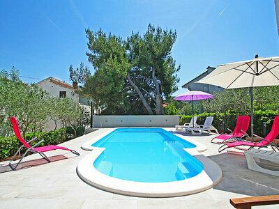 Zoka, Villa 10 personnes à Trogir Slatine