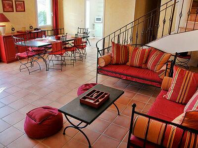 Clos Saint Joseph, Location Maison à L'isle sur la Sorgue - Photo 1 / 16
