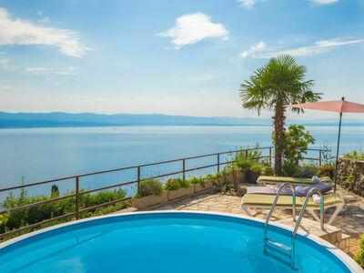 Villa More, Maison 11 personnes à Lovran Tulisevica