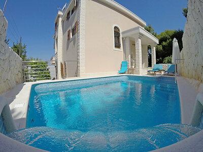 Villa Mustra, Maison 6 personnes à Trogir Okrug Donji