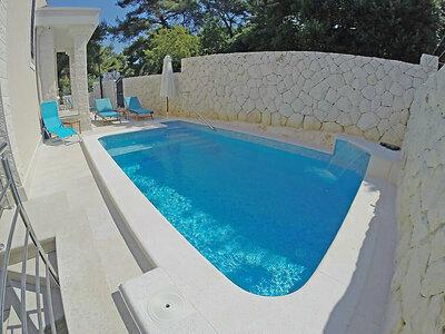 Villa Mustra, Maison 10 personnes à Trogir Okrug Donji