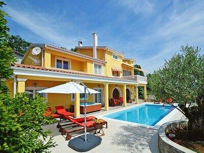 Villa Olea, Maison 5 personnes à Opatija Bregi