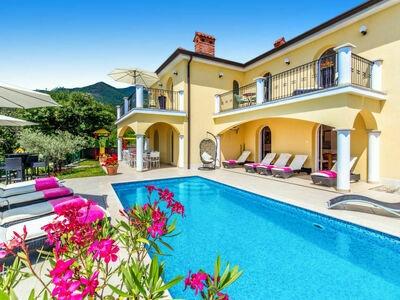Villa Orhidea, Maison 12 personnes à Opatija Icici